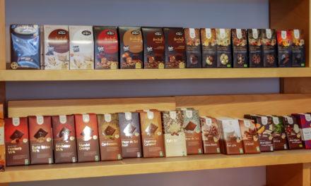 Schokolade hochwertig präsentieren! So geht es ohne Pappkartons