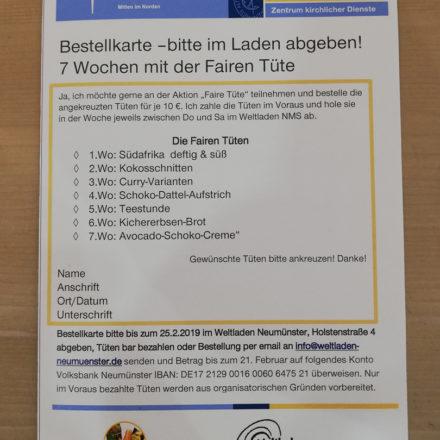 Bestellkarte WL Neumünster 2019
