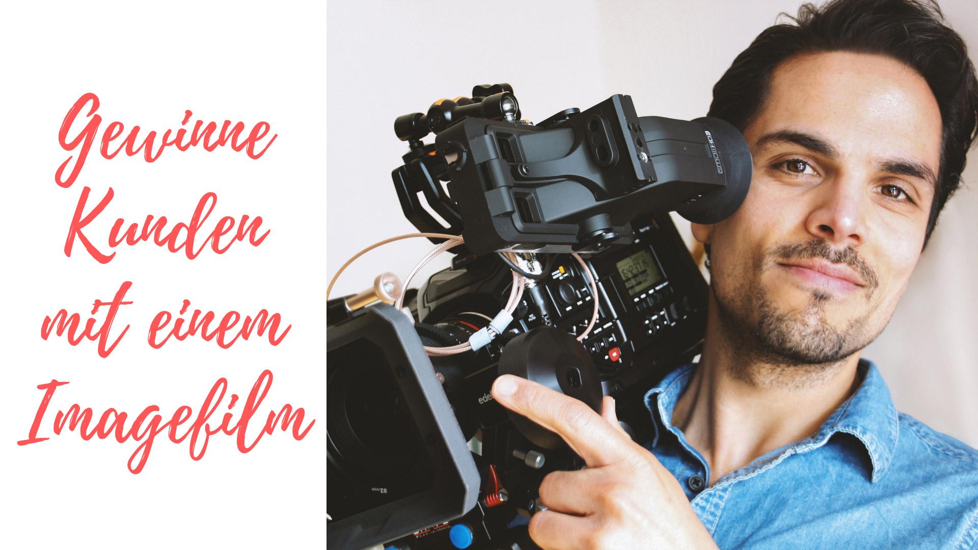 Gewinne Kunden mit einem Imagefilm: erzähle deine Geschichte!