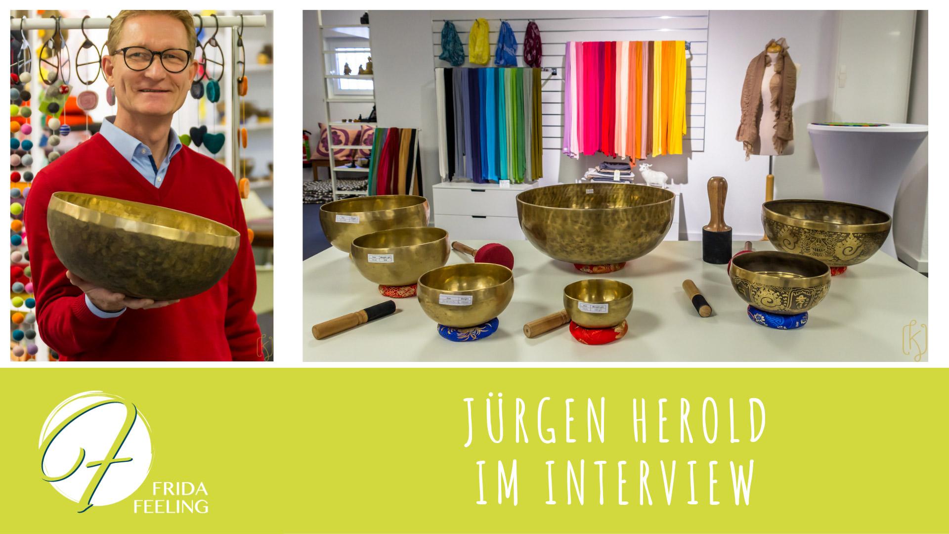 Größer Denken im Fairen Handel – Jürgen Herold von Frida Feeling im Portrait