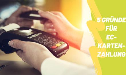 Warum du EC-Kartenzahlung in deinem Weltladen anbieten solltest