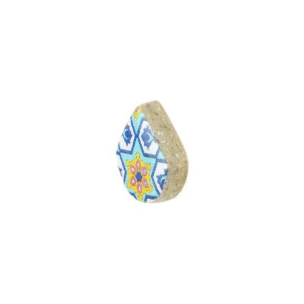 Contigo Fairtrade Fliesenschmuck von Papital aus dem Iran mit den Mustern der Mosaike aus den iranischen Moscheen.