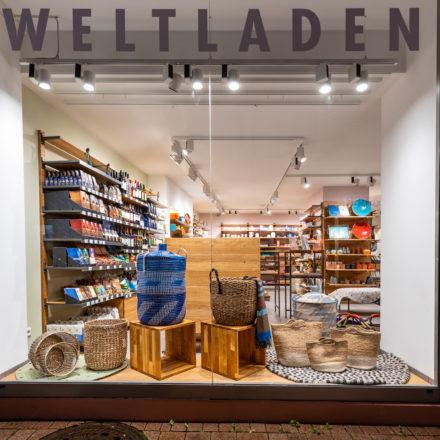 Weltladen Weinheim - Weltladen Betreiber Genossenschaft. Einer der nachhaltigsten Läden in Deutschlands.