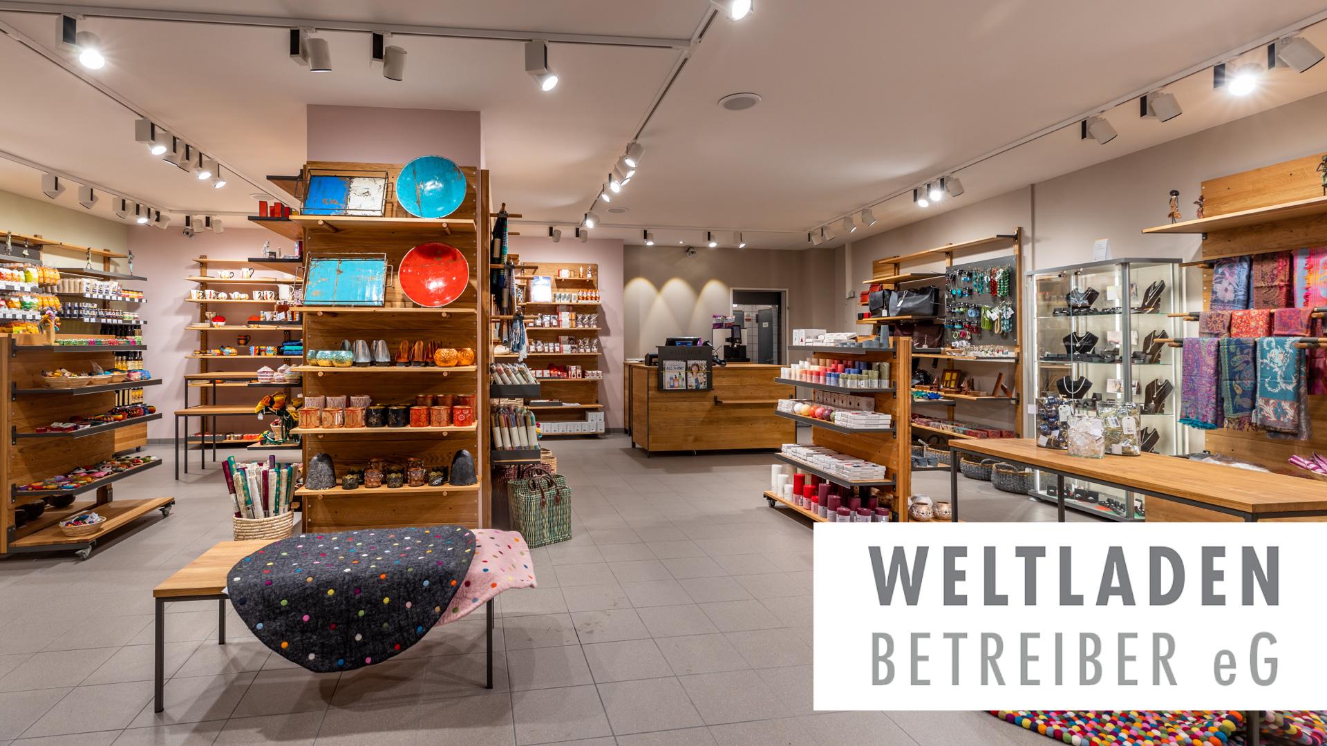 Einer der nachhaltigsten Läden Deutschlands: Weltladen Weinheim